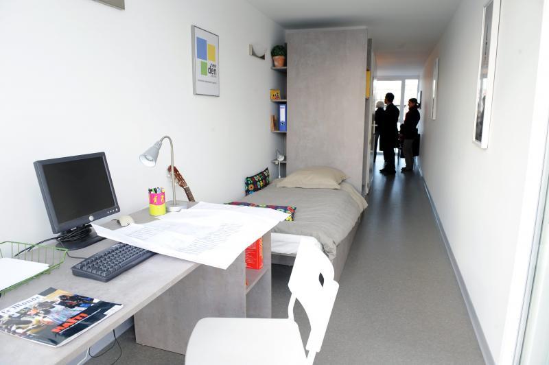 résidence étudiant