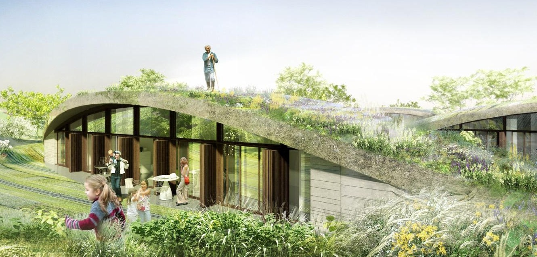 murs et toitures végétalisées