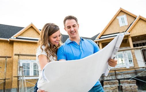 construction maison couple