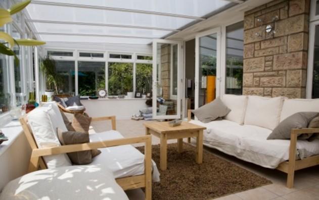 veranda extension maison