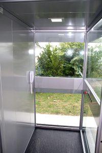 Ascenseur privatif extérieur