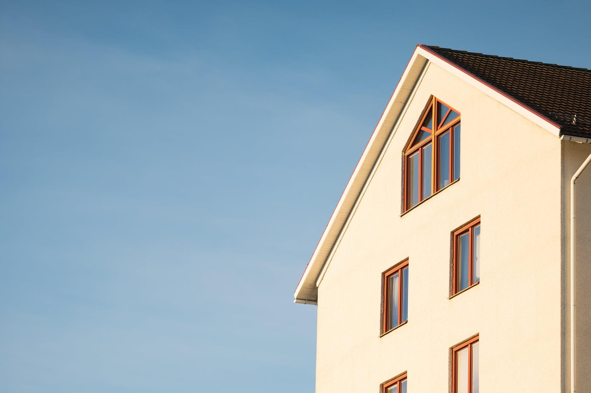 Maison achetée pour investir dans l'immobilier